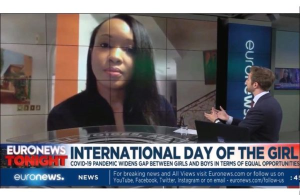 Spotlight End Violence against Women and Girls - elle ira à l'école