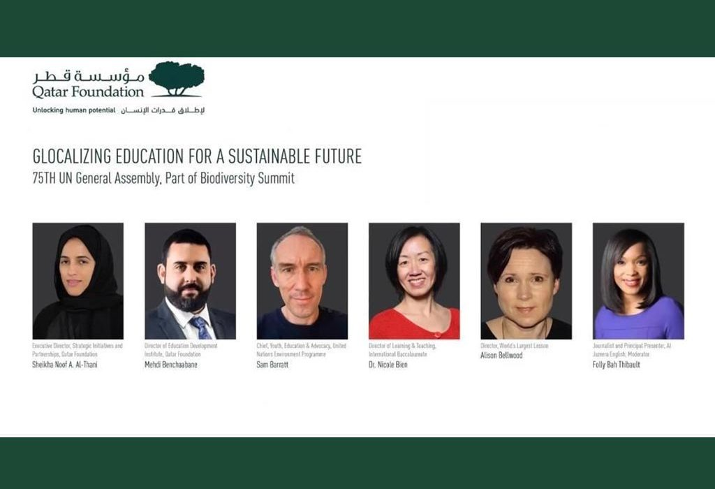 Glocalizing Education for a Sustainable Future - elle ira à l'école