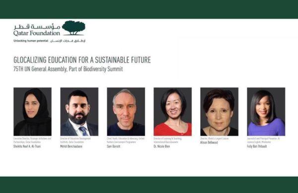 Glocalizing Education for a Sustainable Future - elle ira à l'école